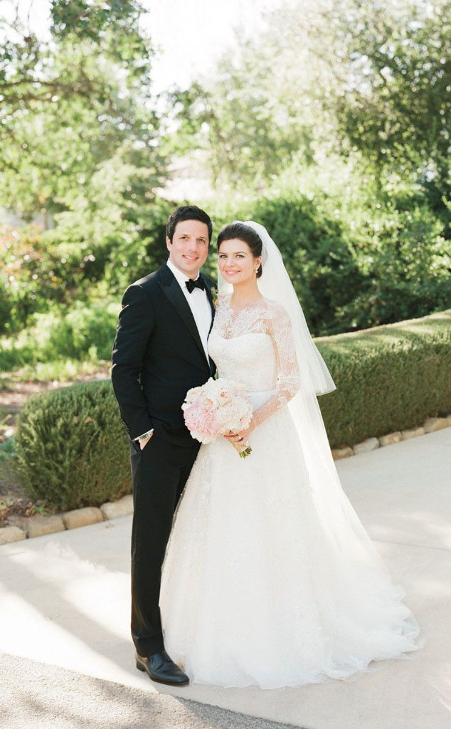 Never Before Seen Photos From Casey Wilson S Wedding Celebrity