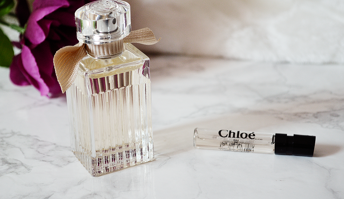 How I discovered Chloé Eau de Parfum was a bit of an accident - I got a sample of this through an online Sephora order, and promptly forgot about it. One day as I was purging my samples stash, I came across this and having heard the raves about this particular scent, spritz it on myself, and the rest was history.