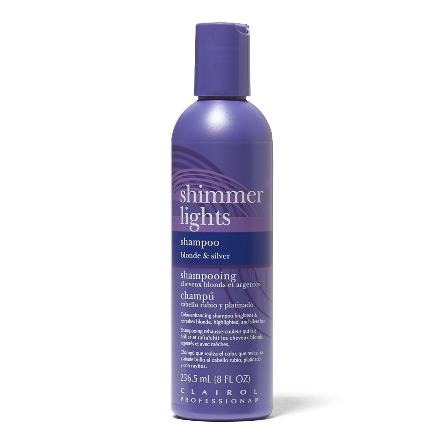 Shimmer Lights Conditioning Shampoo for Blonde & Silver 8 oz. #purpleshampoo