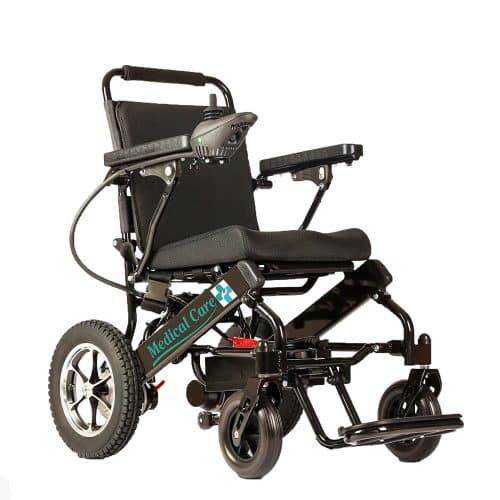 Medical Care Bluetooth Remote Electric Wheelchair in 2020