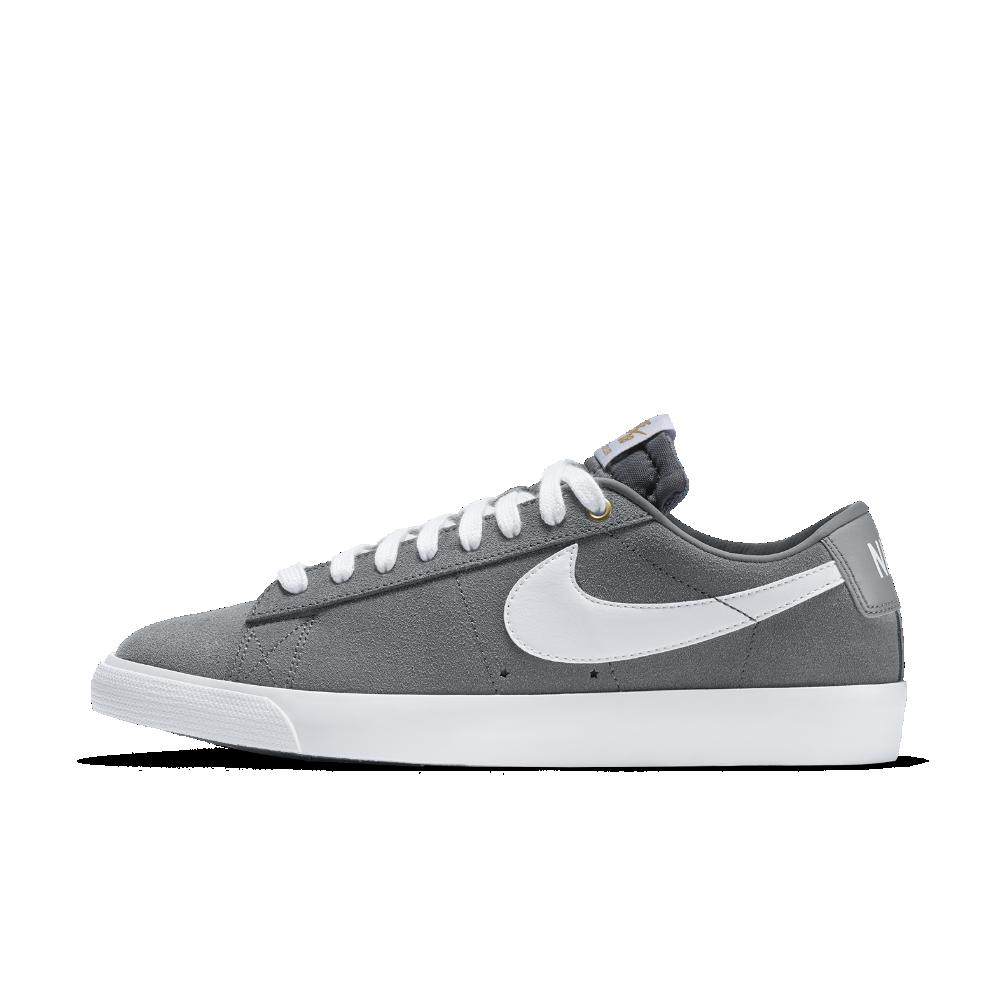 the best attitude 2f9b8 421f1 Nike SB Blazer Low GT Men s Skateboarding Shoe Size 10.5 (Grey) - Clearance  Sale