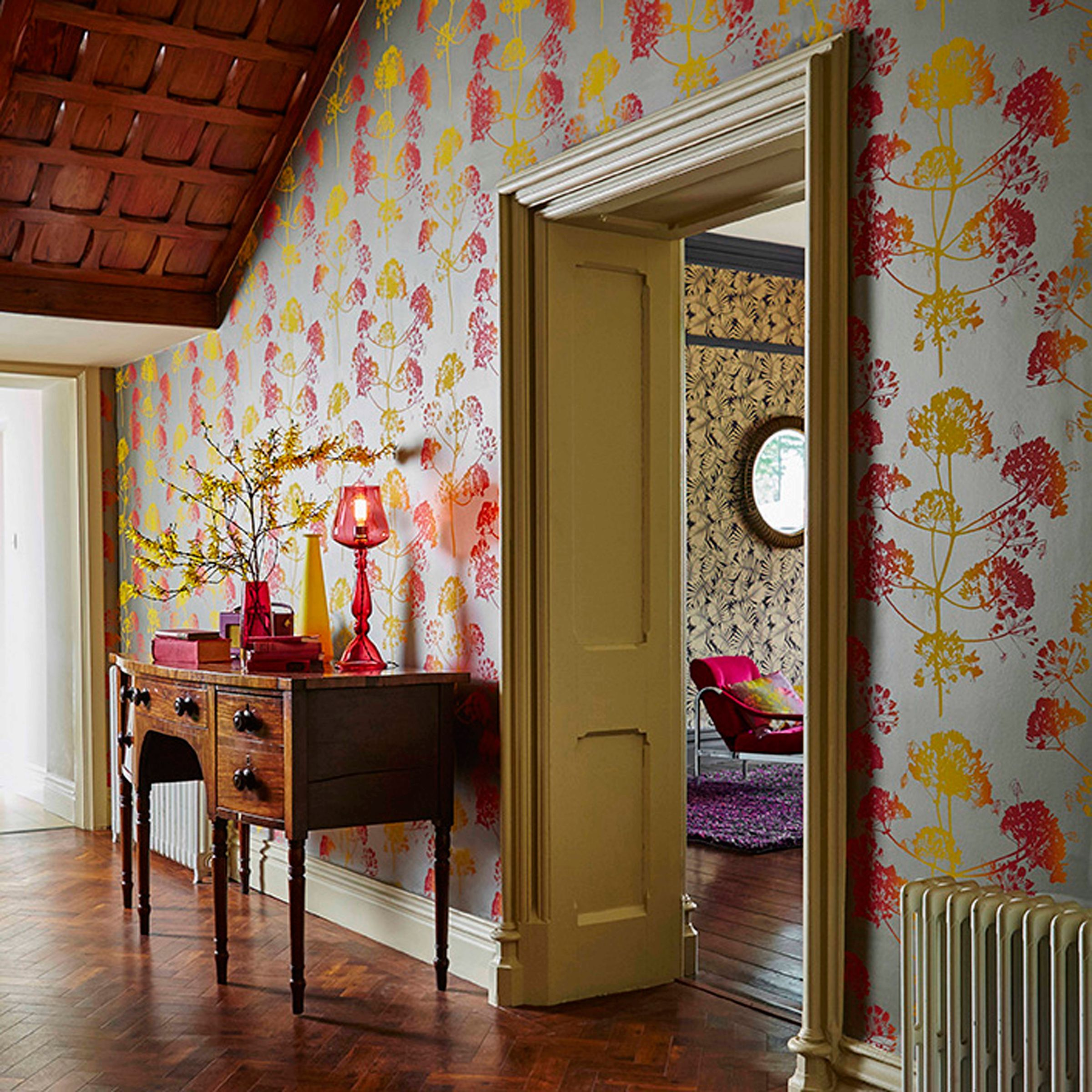 Clarissa Hulse Angeliki Paste the Wall Wallpaper, Tropical