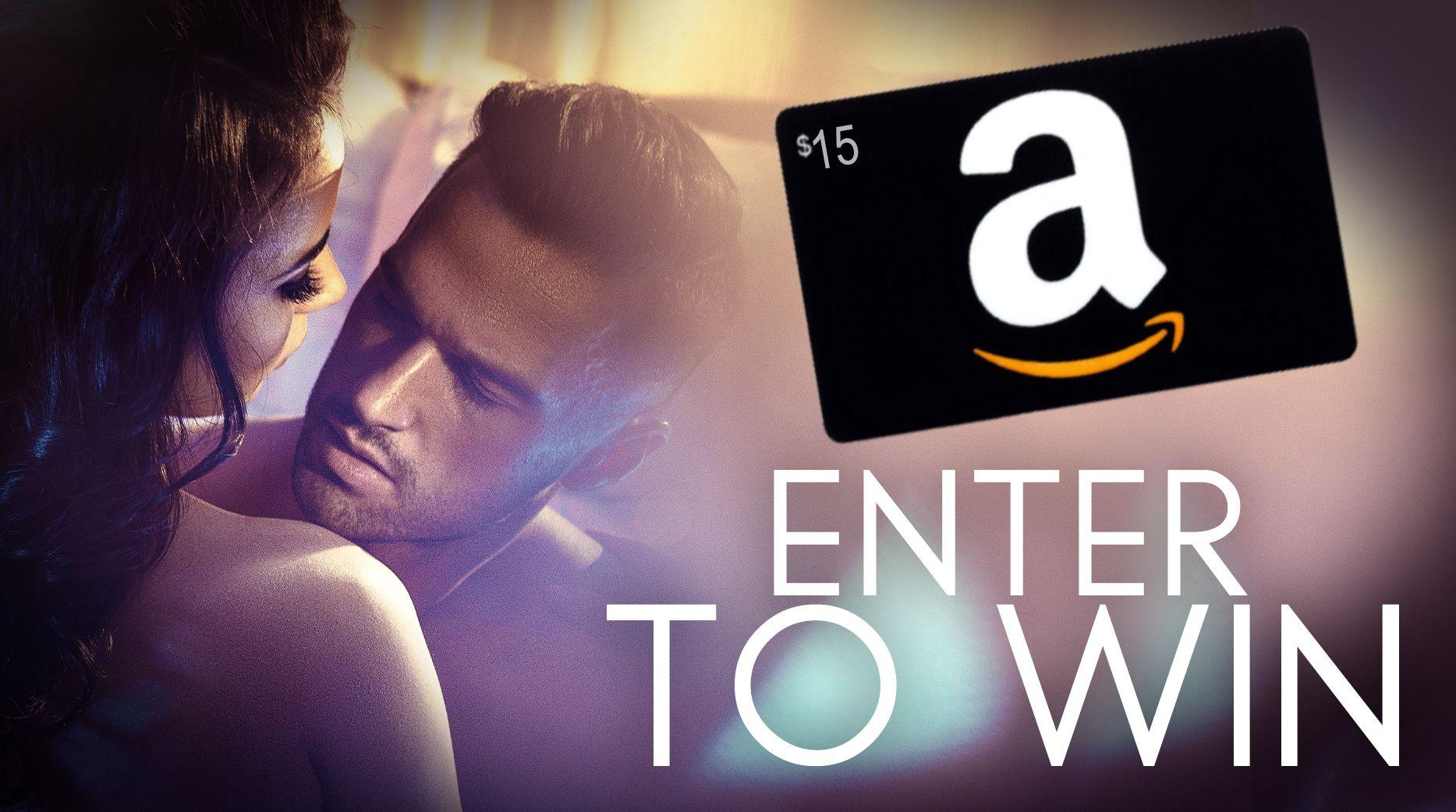 Enter to win a 15 amazon gift card paranormal