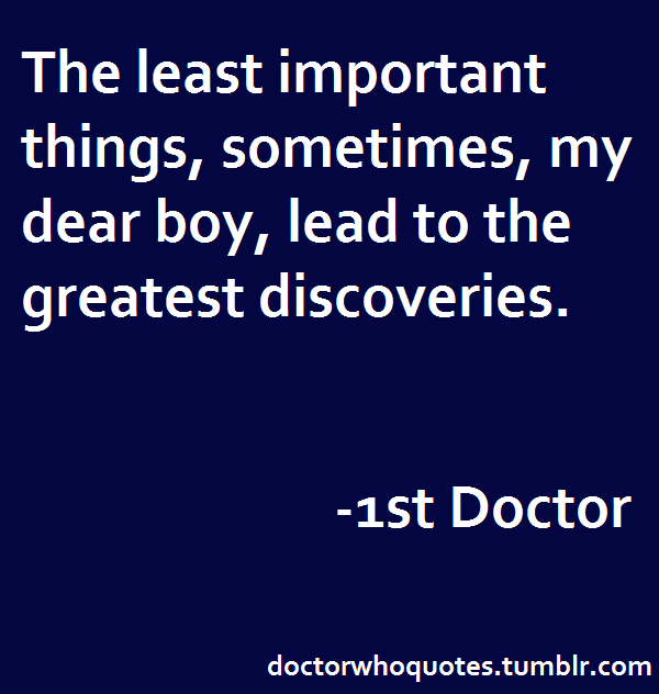 Doctor Who Quotes : Photo