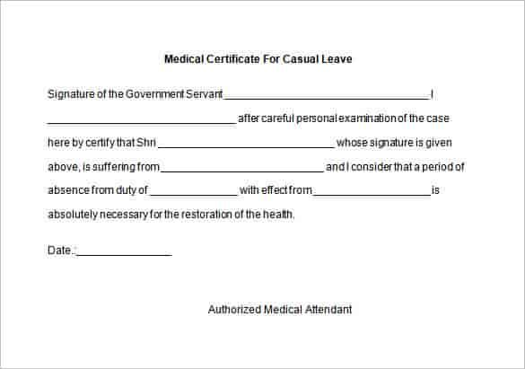 When you want to look for the medical expertise, find the online - medical certificate template