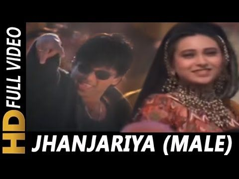 Jhanjhariya Male Abhijeet Krishna 1996 Songs Sunil Shetty Karis Songs Mp3 Song Download Mp3 Song