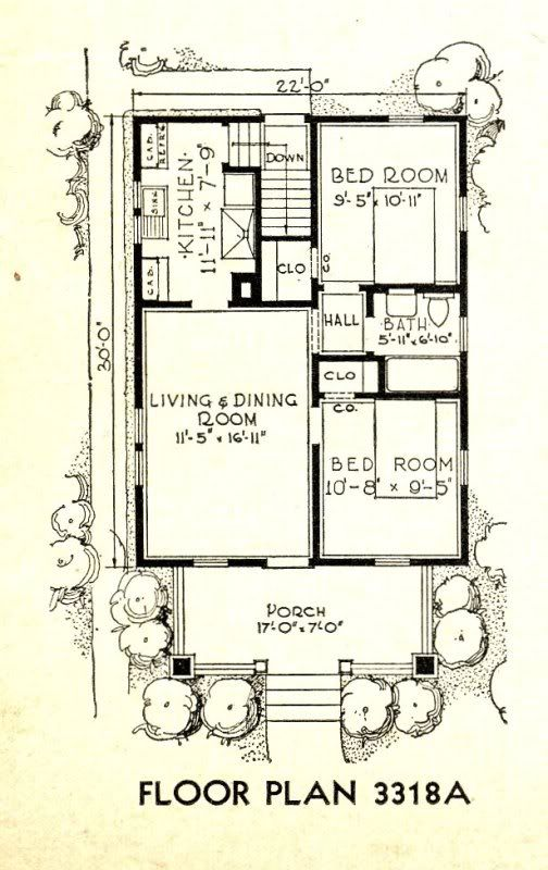 Tiny Houses 600 Square Feet Google Search Small House Plans