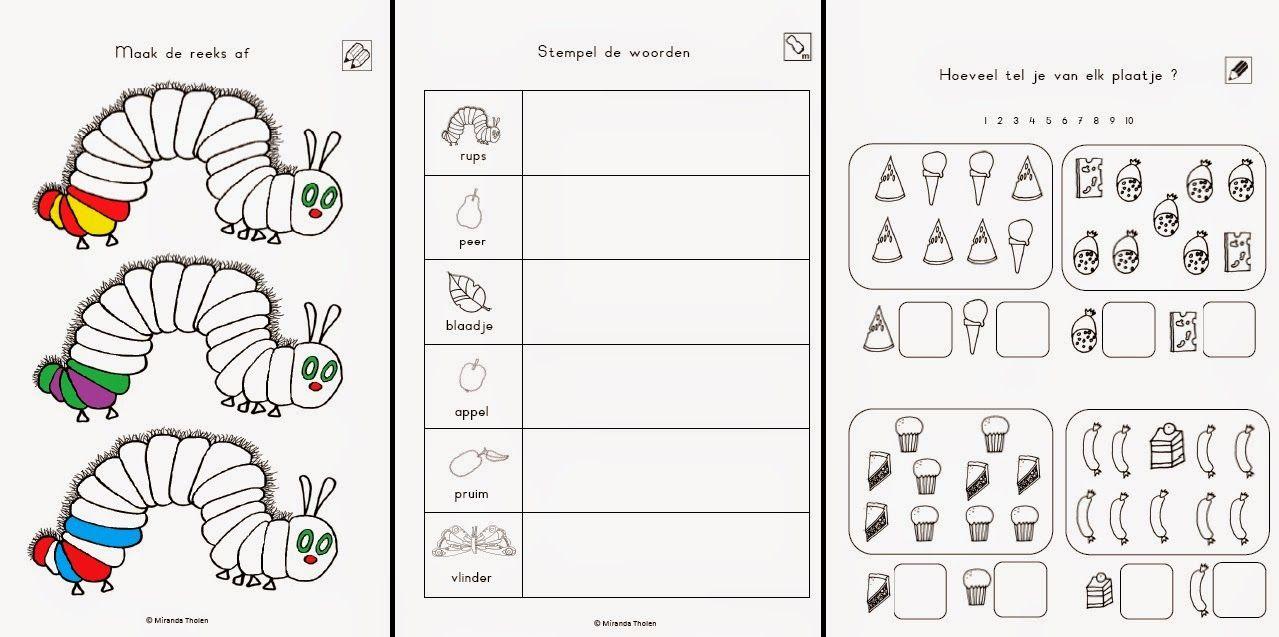 Miranda's lesmaterialen : werkboekje