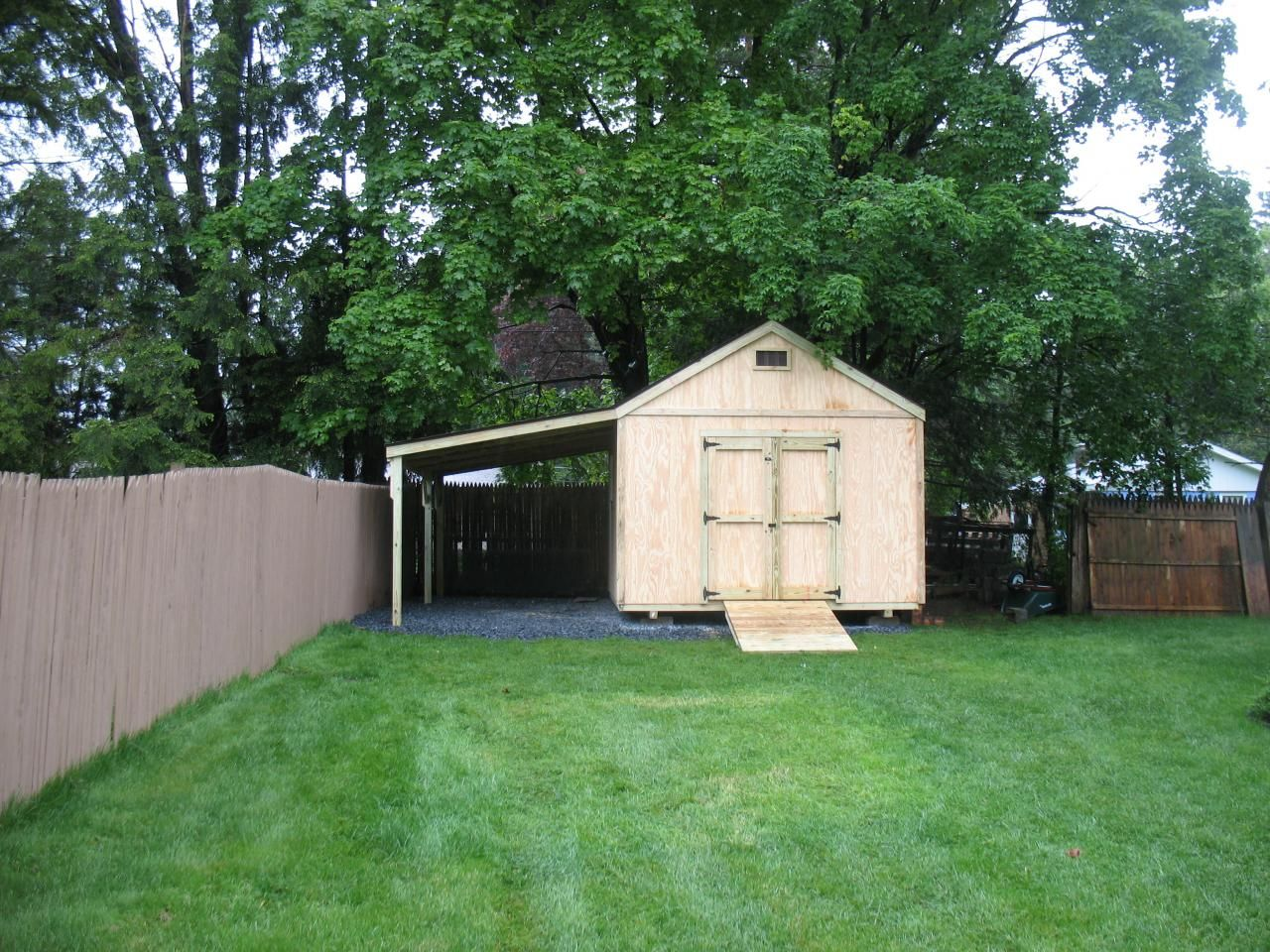 Shed 12x16 Wood 12x16 Shed With A 9x16 Overhang Diy Shed Plans Diy Shed Storage Building Plans
