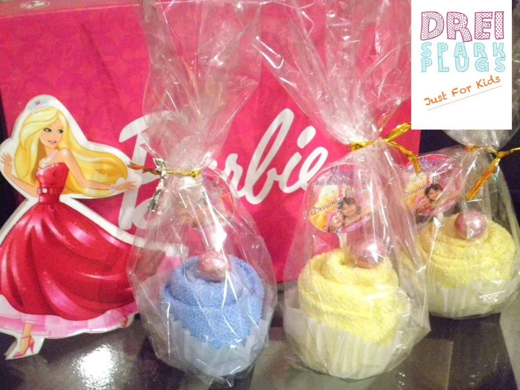 DSP Manila: Barbie Party Invitations and Giveaways by Drei Spark ...