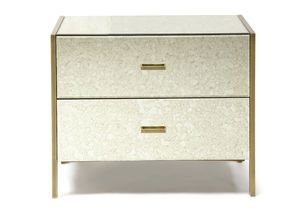 Biba Garbo 2 Drawer Chest