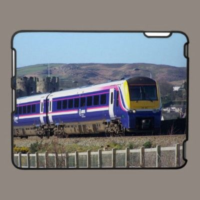 Train on an ipad cases by ccrcats.