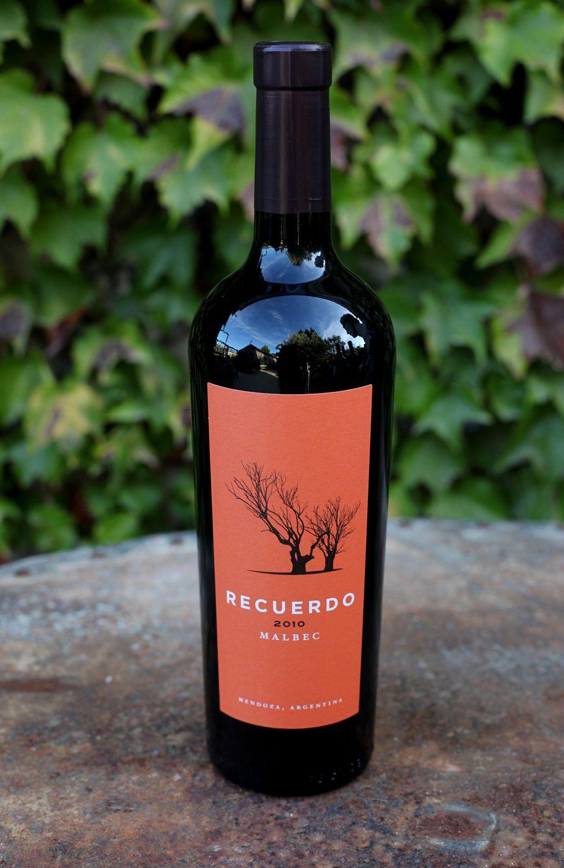 Recuerdo Wines Malbec Malbec Wines Wine