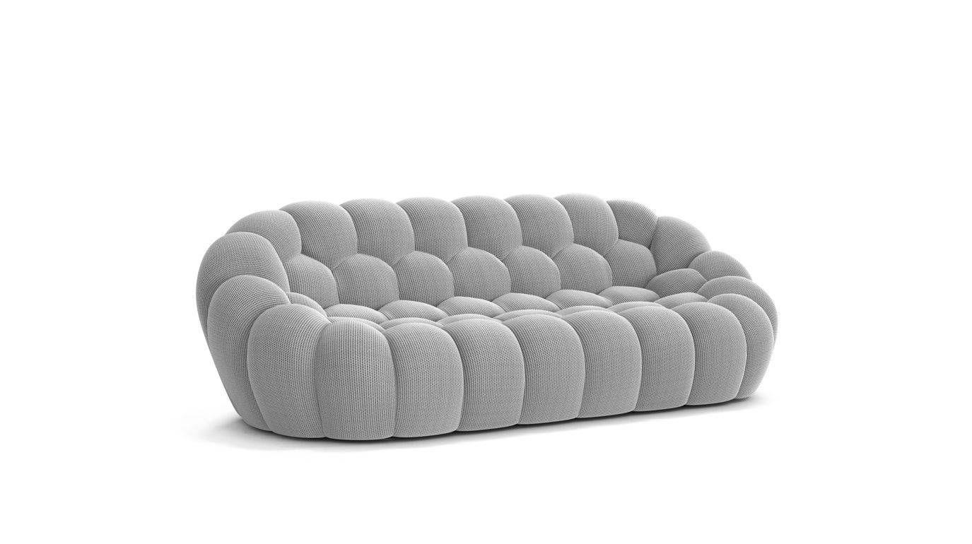 Canape Bubble Prix Bubble Large 3 Seat Sofa Roche Bobois In 2020
