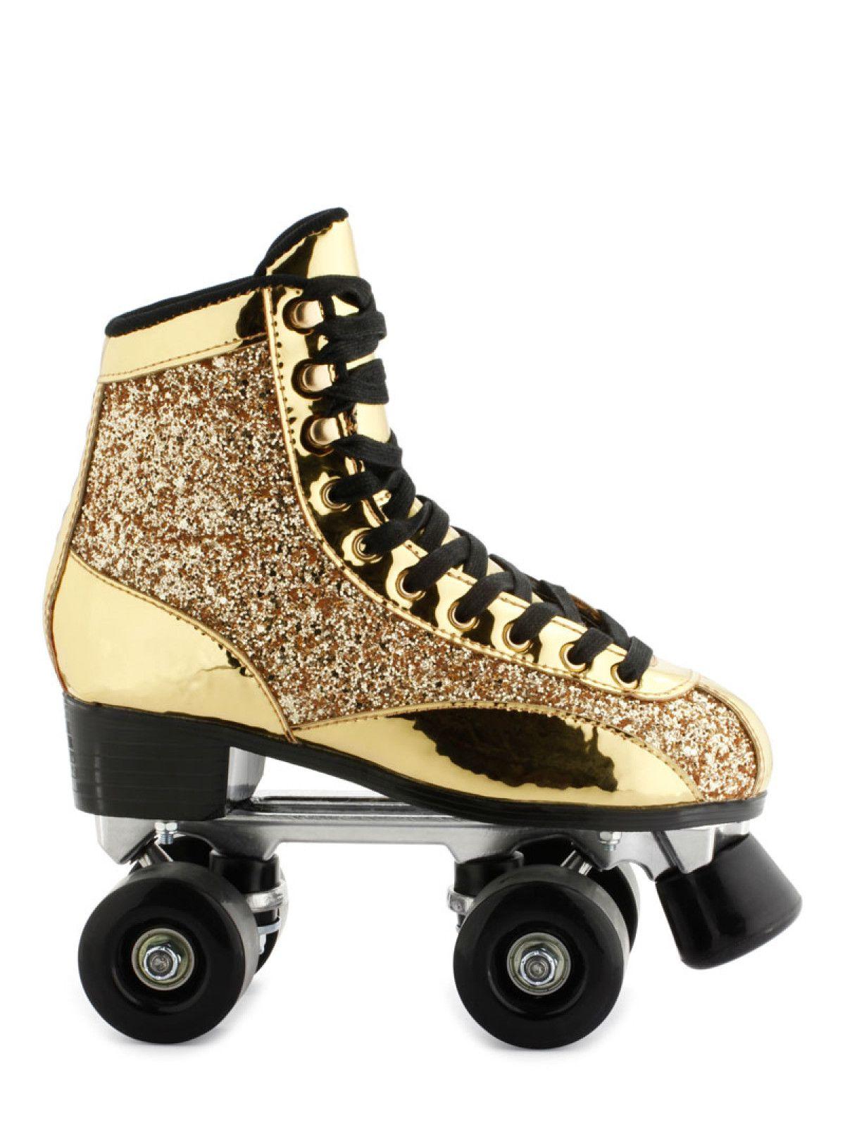 1d3d45d106e I guess I just love GOLD SKATES. Gonna get me some more! | My Fav ...