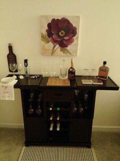 Tuscan Expandable Wine Bar Available At Bed Bath And