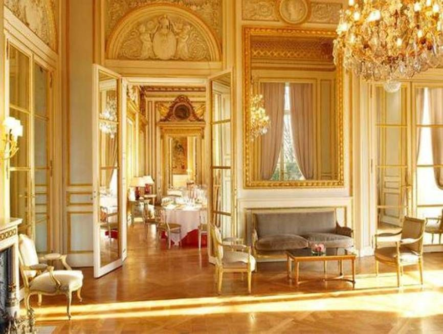 Luxury French Interior Design | French Interior Style: Elegant ...