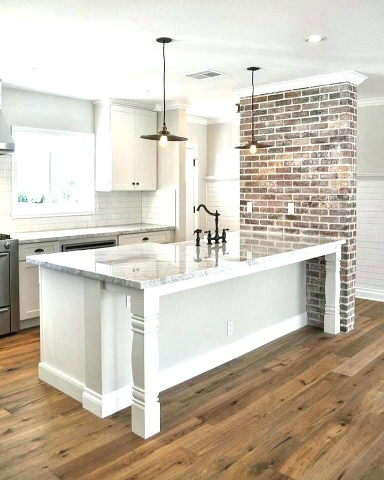 Wood Flooring Accent Wall Kitchen Accent Wall Ideas Kitchen Counter Table Bar Wood Floors Subway