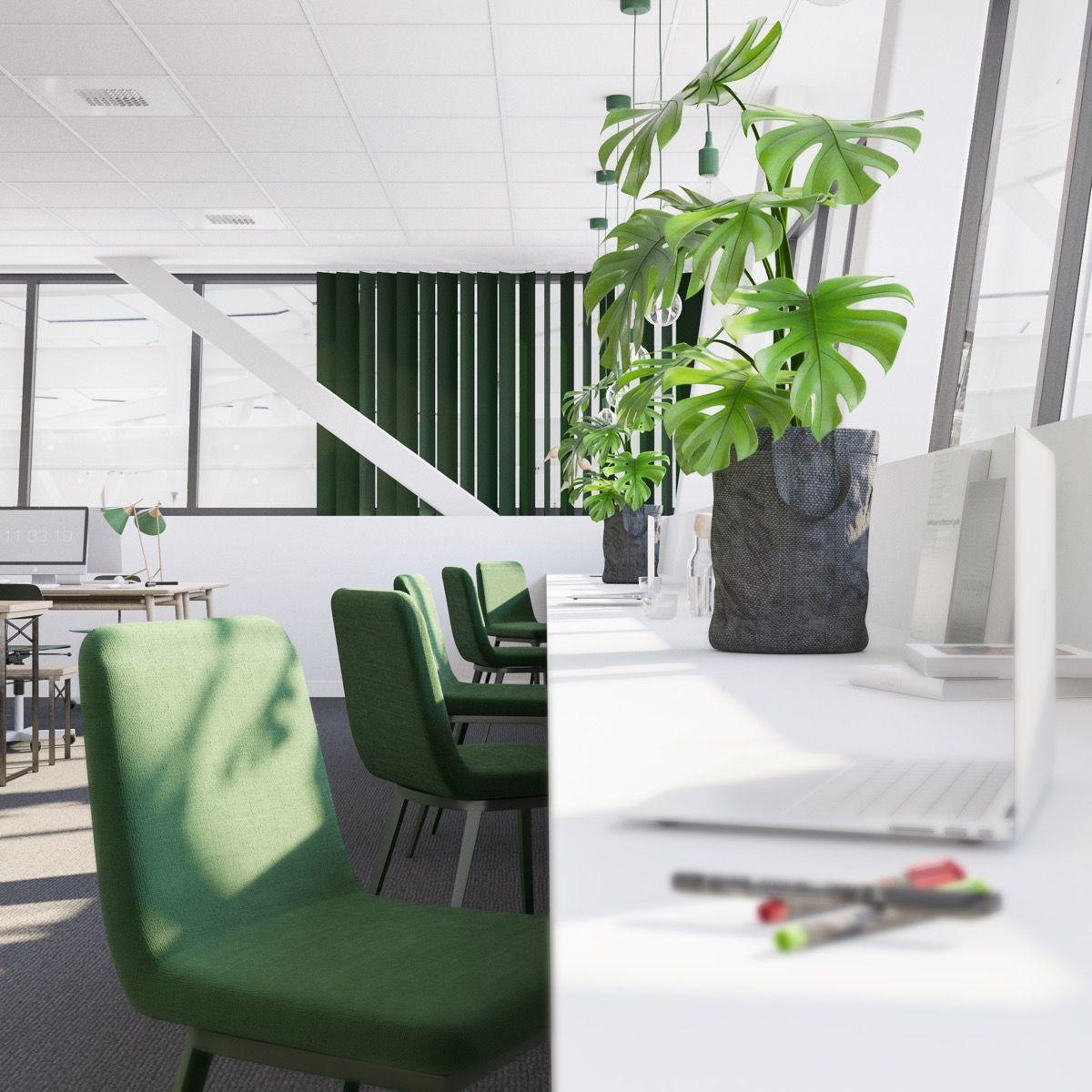 Office / Conference room, Detial Stockholm Interior design, Scandinavian design, 3D visualisation, render, archviz, 3Ds Max, modern design, styling