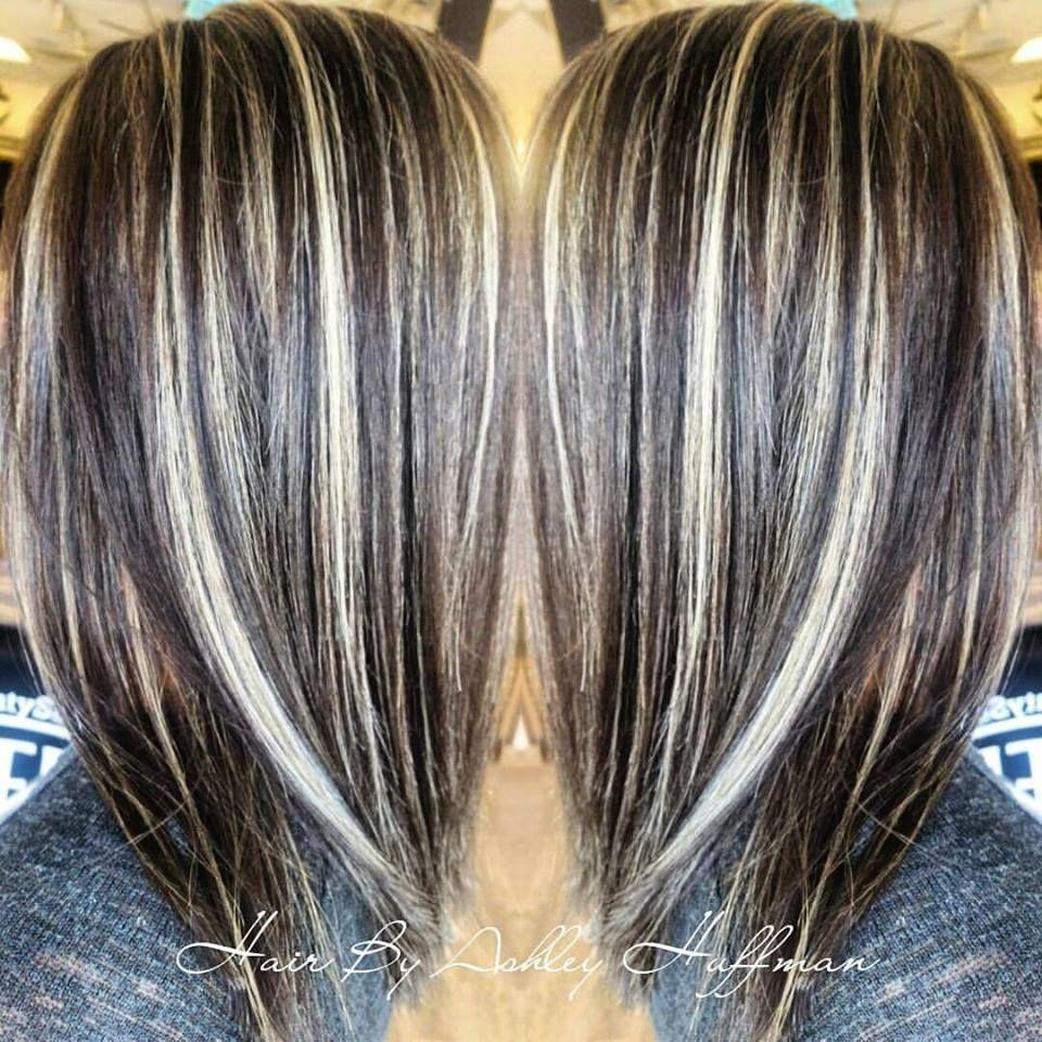 Day u night hair color soft dark brown with cream soda blonde