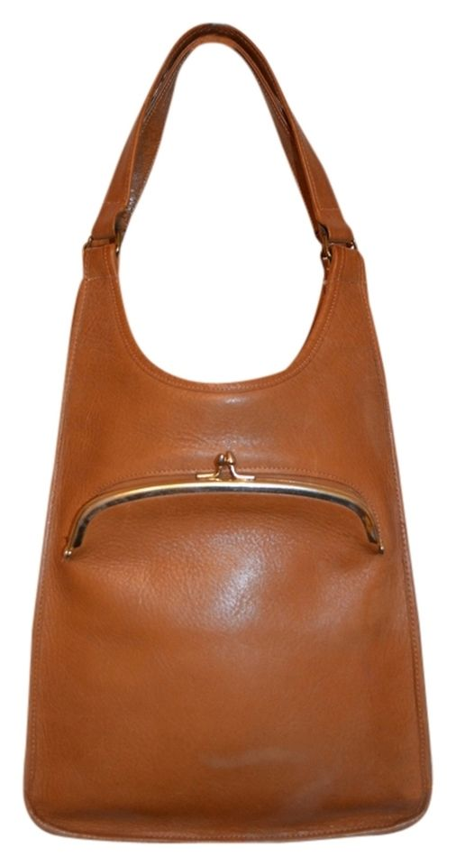 27776e627061 Bonnie Cashin Caramel Leather Hobo Bag in 2019 | BIG BAG - کیف بلند ...