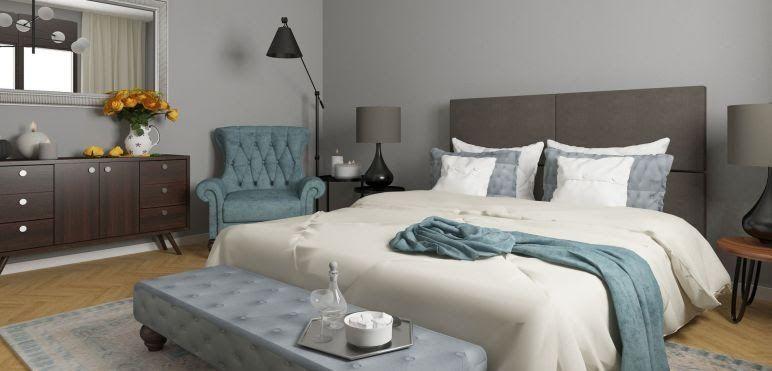 Schlafzimmer Gestalten 4 Tipps Fur Einen Erholsamen Schlaf Kleines Schlafzimmer G…   Interior de ...
