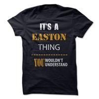 its a EASTON Thing