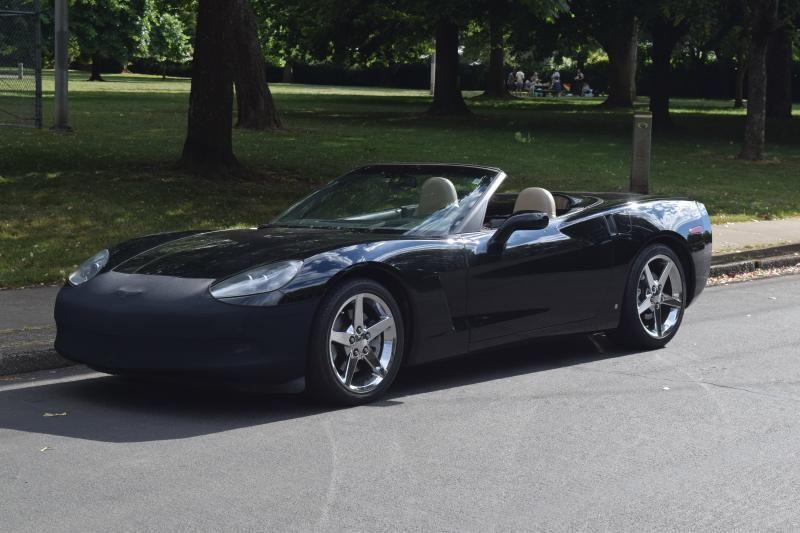 2006 Corvette Convertible for sale Oregon 2006 Corvette