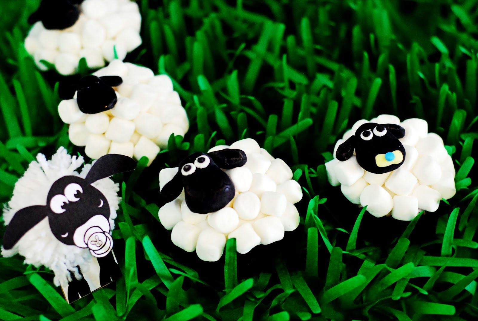 perfect gift for farm birthday party Sheep soap