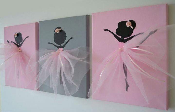 tableau danseuses id es cadeaux diy pinterest danseurs tableau et deco chambre. Black Bedroom Furniture Sets. Home Design Ideas