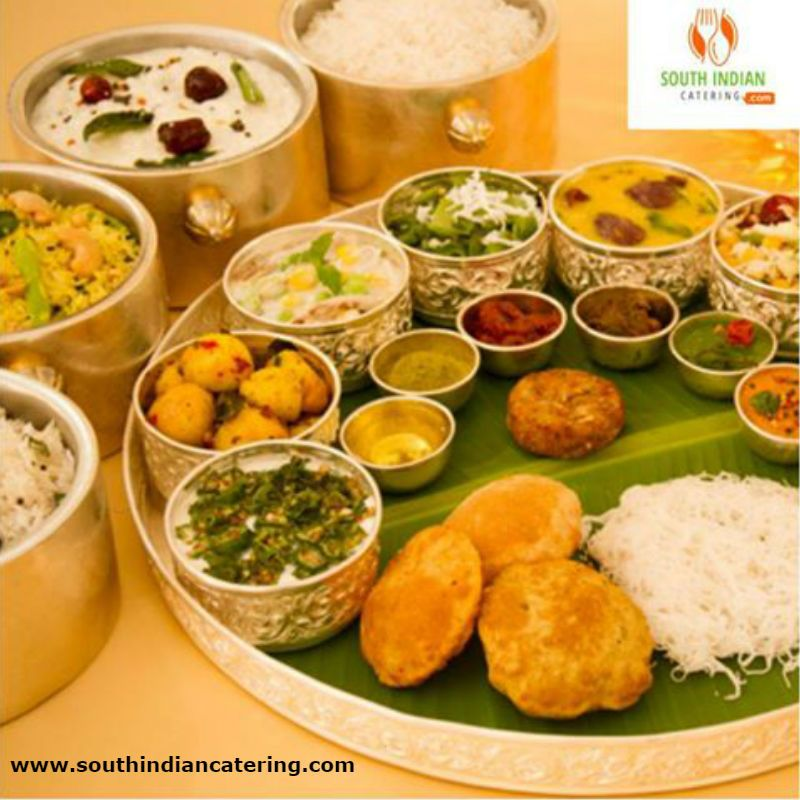 South Indian Catering Provides The Best Veg Catering Services In