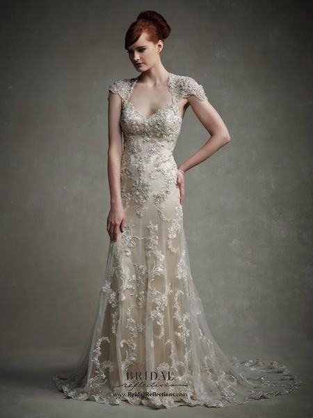 Enzoani Bridal Gown and Wedding Dress Collection | New York