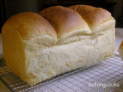 Sotong Cooks - Cooking it my way!: Bread japanese cream bread