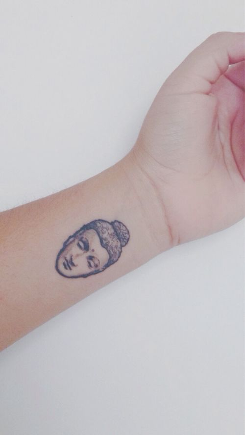 Simple Buddha Tattoo Tattoo Ideas Buddha Tattoos Ohm Tattoo