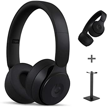 Amazon Com Beats Solo Pro Wireless Noise Cancelling On Ear Headphones Apple H1 Headphone Chip Class 1 Bluetooth In 2020 Headphones In Ear Headphones Wireless Beats