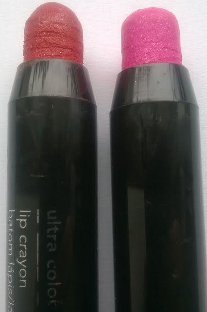 Conjecturas Femininas: Resenha - Avon Ultra Color Lip Crayon