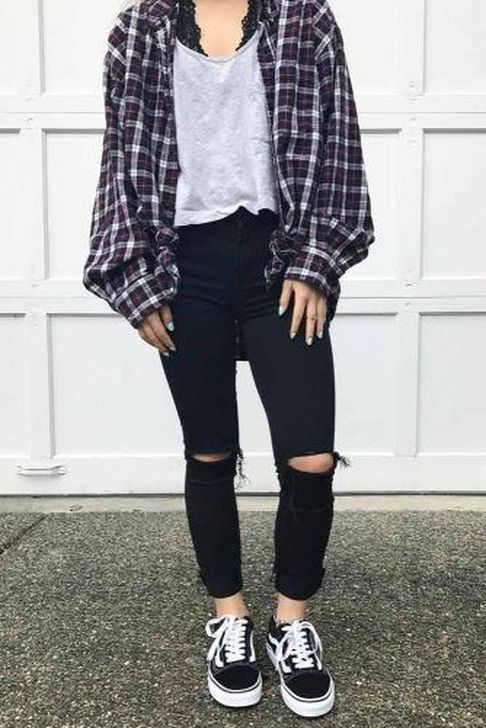 99 Classy And Casual Outfits Fall For College #collegeoutfits