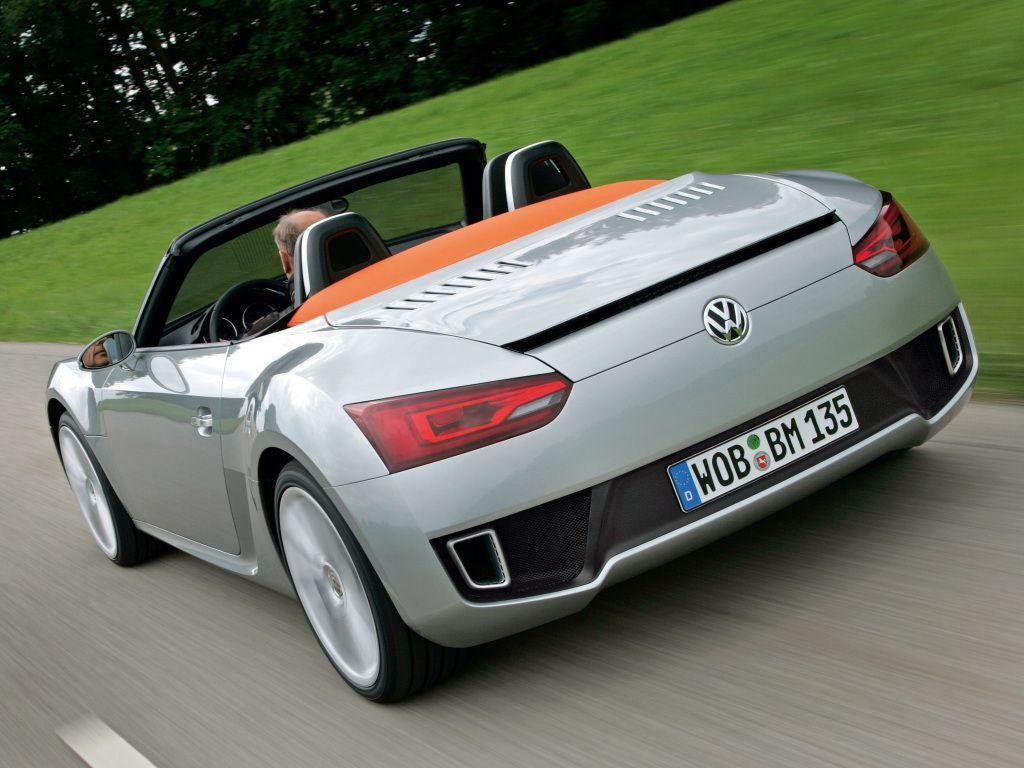 Volkswagen BlueSport Concept '01.2009 Volkswagen