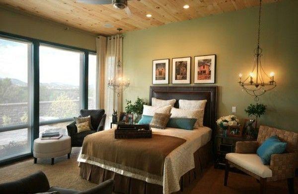 1001+ Ideen Farben im Schlafzimmer - 32 gelungene Farbkombinationen