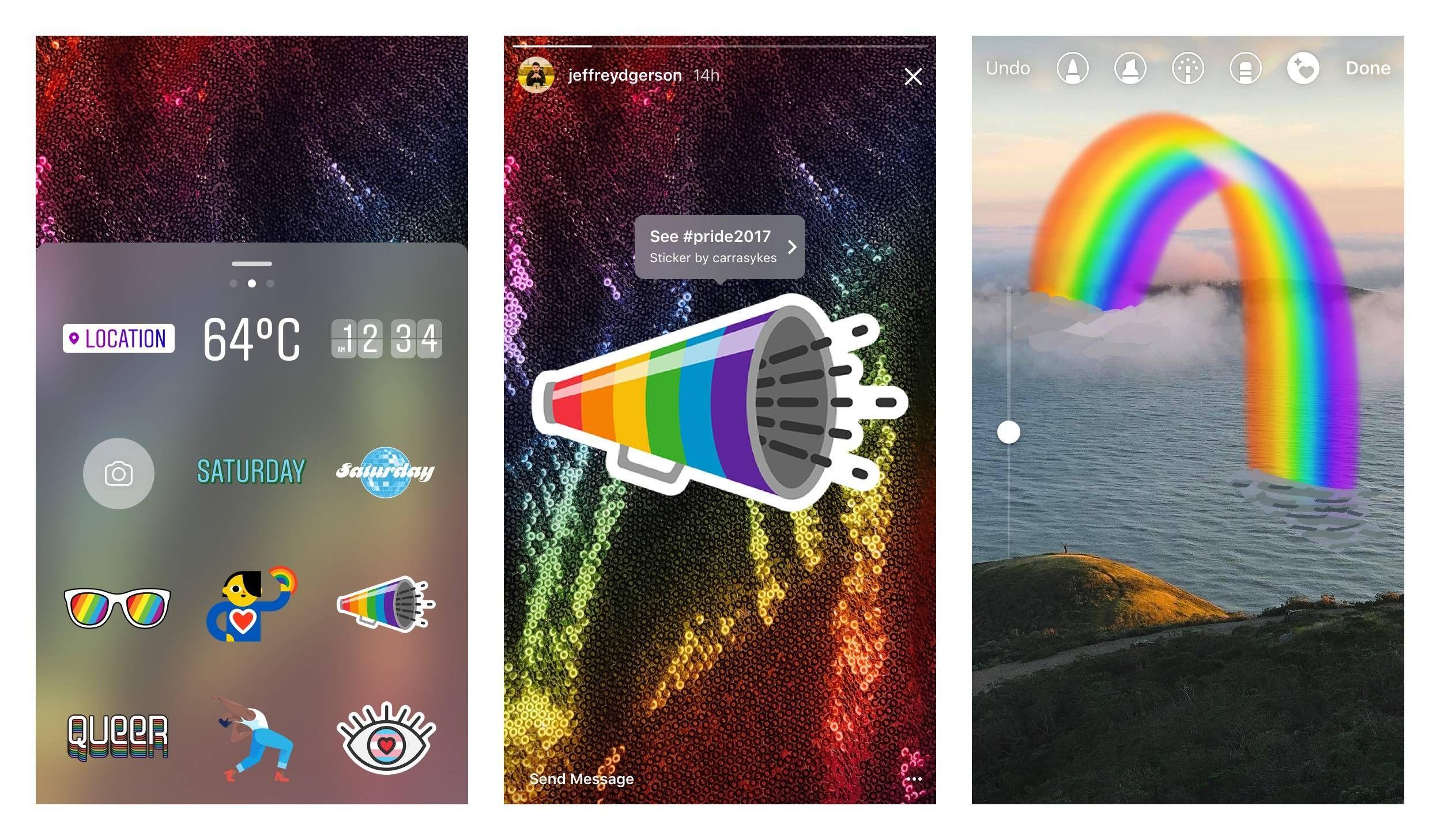 utiliza la bandera LGBT para presentar una nueva reacci³n Me enorgullece [