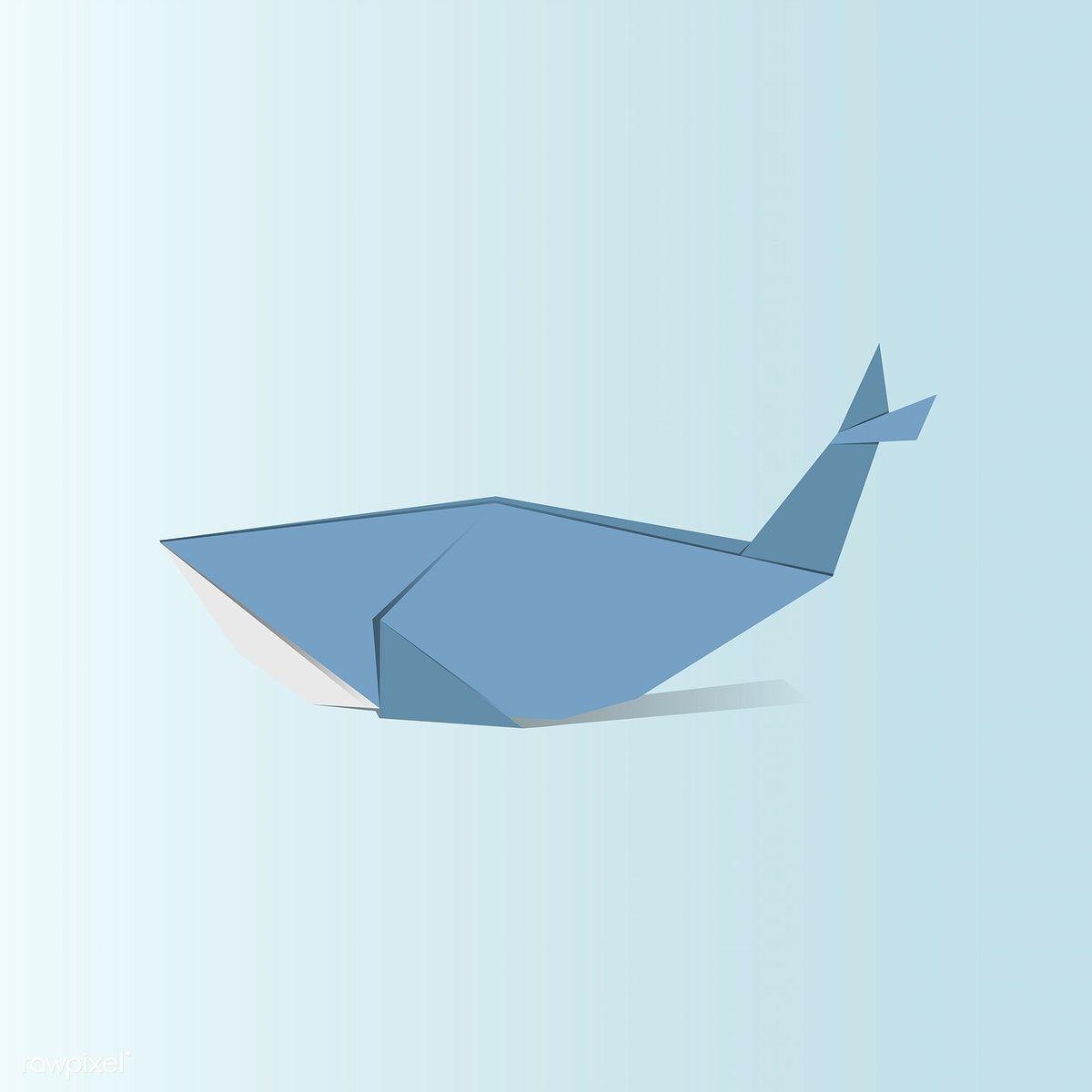 Animal origami vector   premium image by rawpixel com