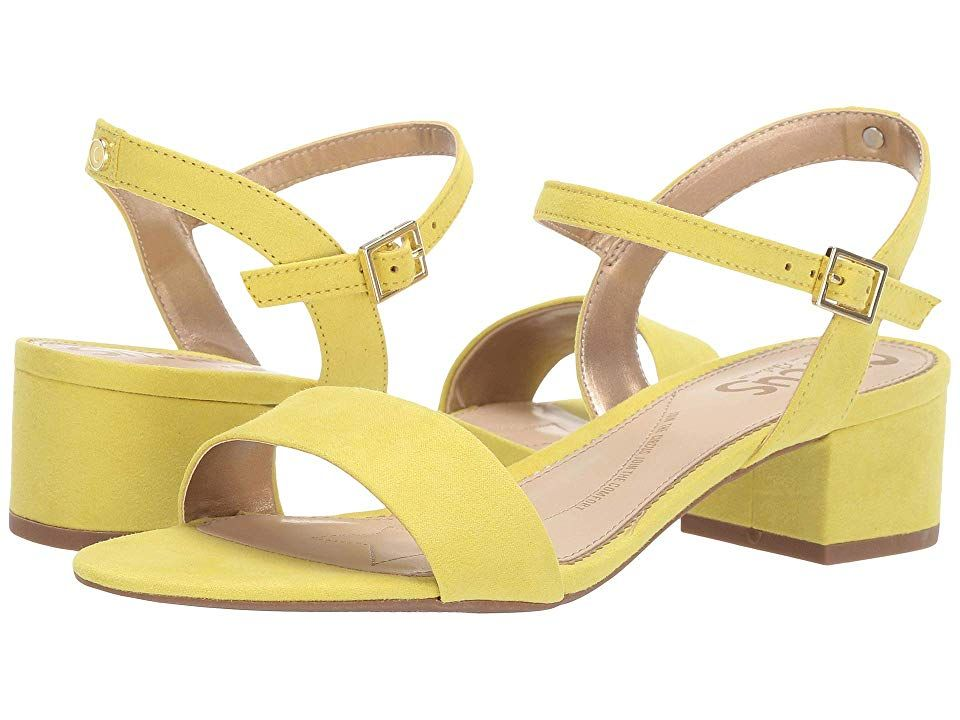 Circus by Sam Edelman Ibis Women's Shoes Sharp Yellow