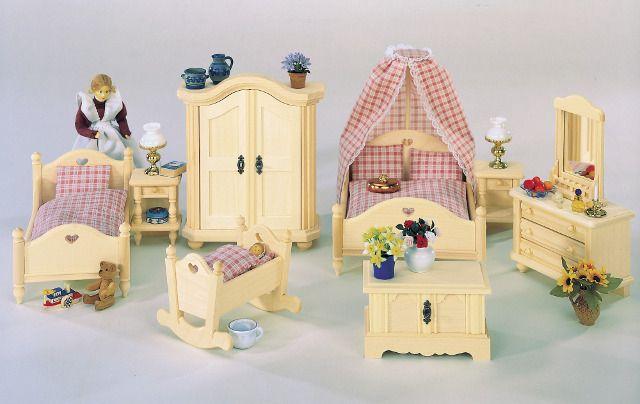 bodo hennig einzelbett ansicht 2 dolls house