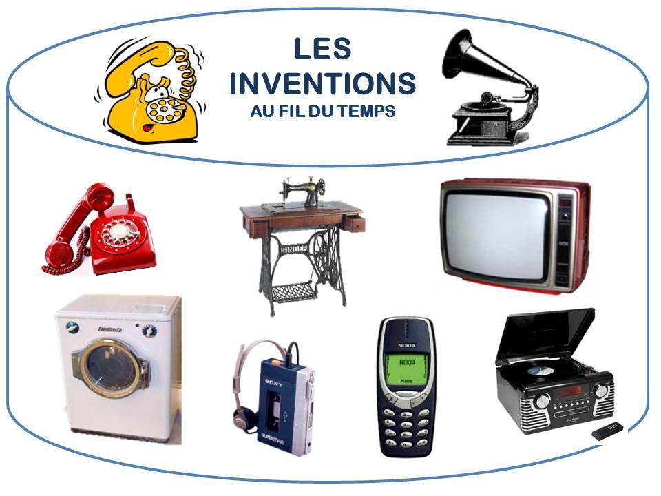 Les Inventions Au Fil Du Temps Les Inventions Pas Le Temps Ligne Du Temps