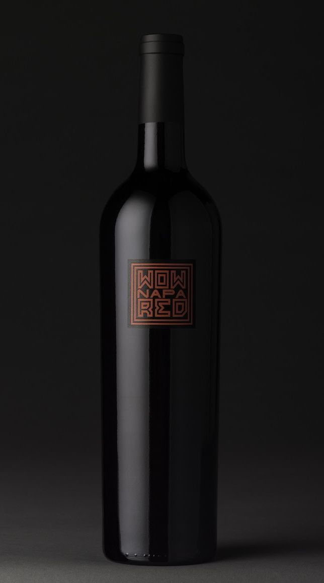 Icon Design / PROJECTS / WOW Napa #wine