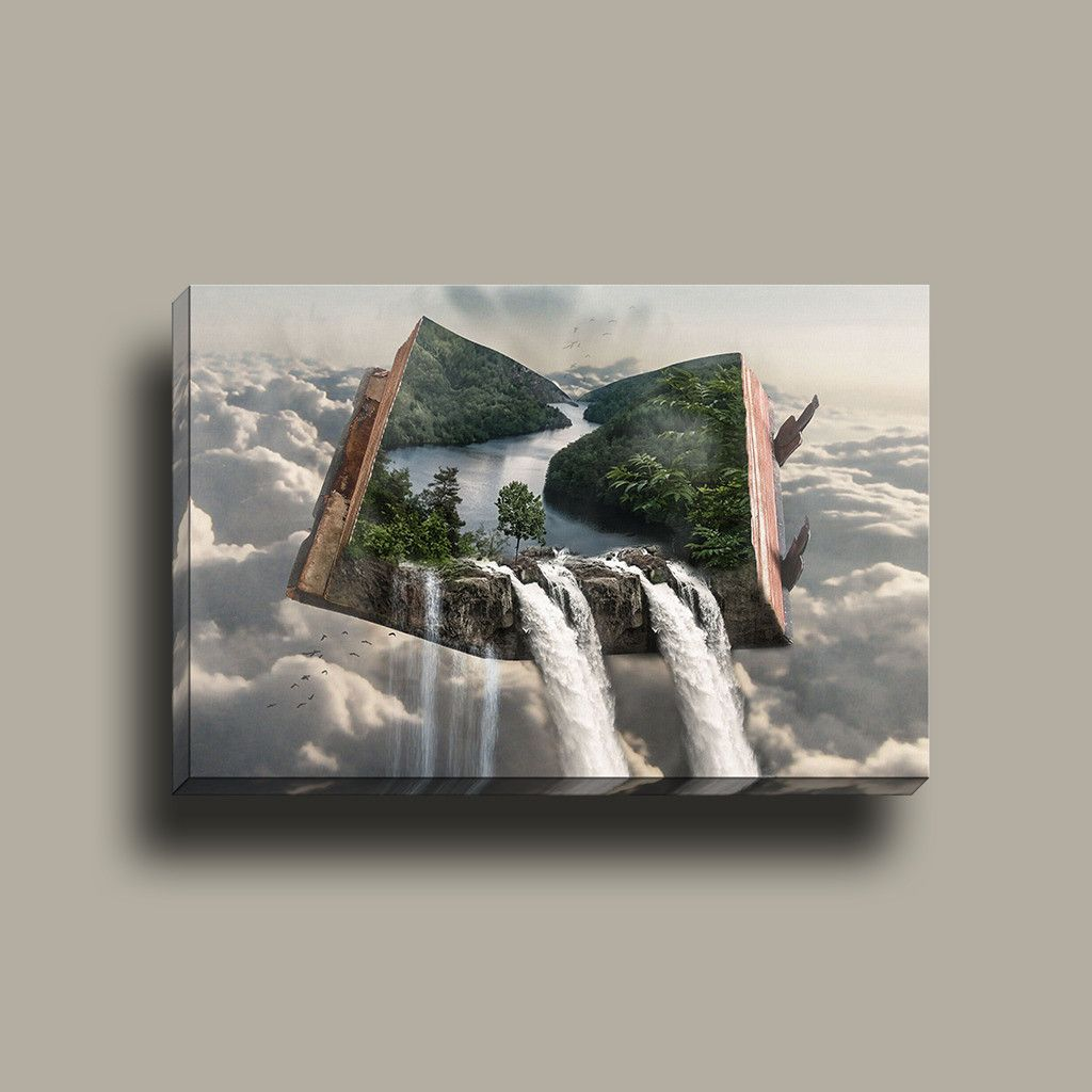 Free Shipping USAFlat Rate Canada & Mexico Art, Canvas