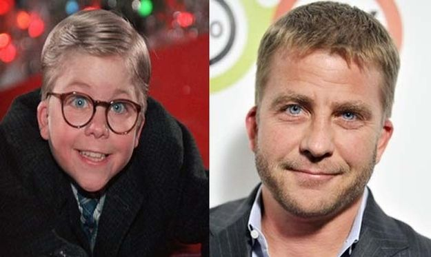 Ralphie Christmas Story Now.Ralphie Peter Billingsley In 2019 Really Childhood