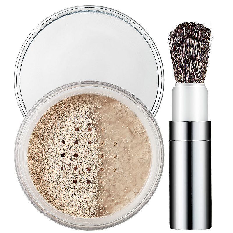 CLINIQUE Blended Face Powder and Brush Face powder