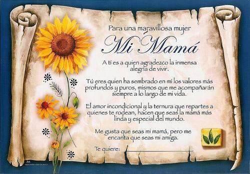 Mensajes Bonitos Y Palabras Tiernas Para Dedicar A Mi Mamá El Día De La Madre Feliz Cumpleaños Madre Carta De Feliz Cumpleaños Feliz Cumpleaños Mamá