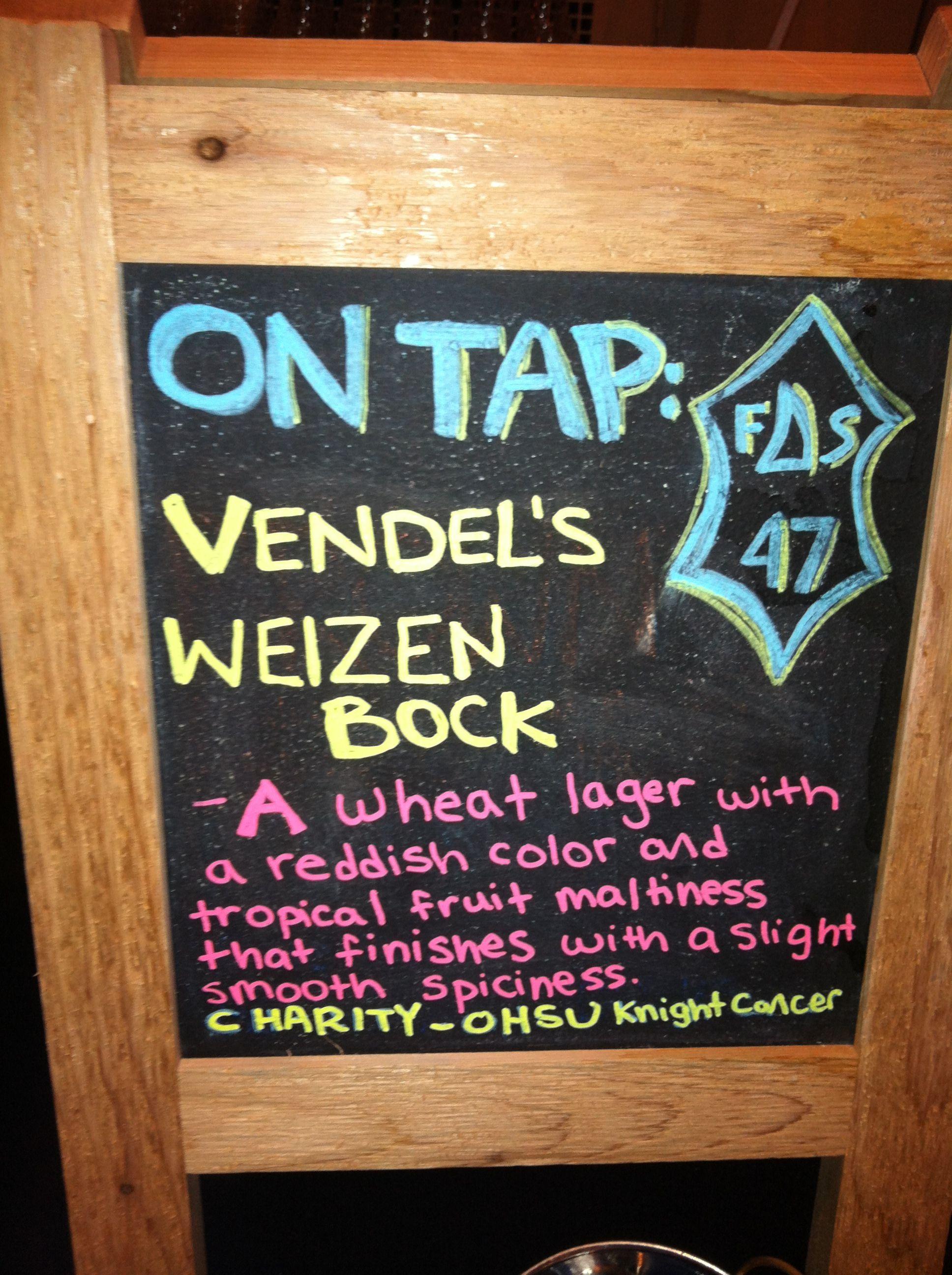 Trillium event Beer fest, Tropical fruit, Chalkboard